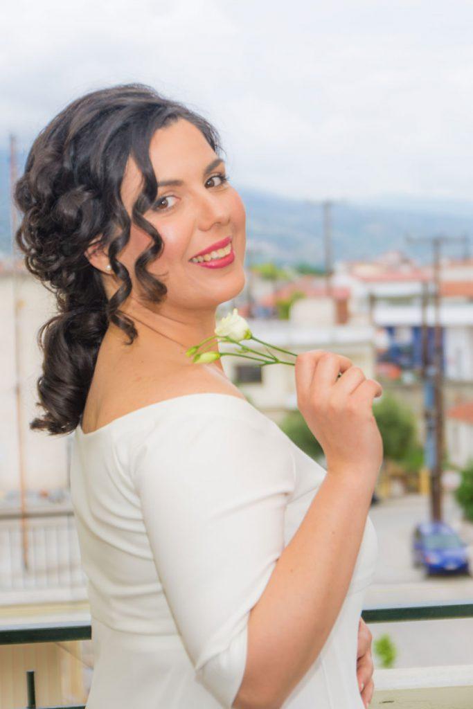 Φωτογραφιση νυφης