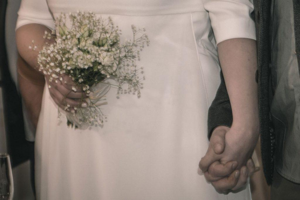 Ενωση ζευγαριου γαμος