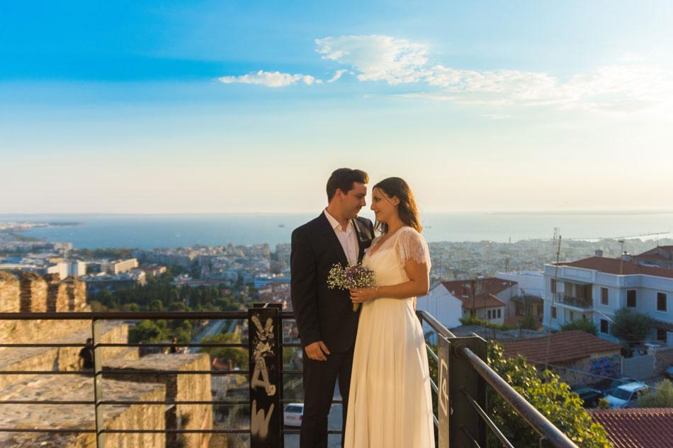 Γάμος Νίκου Αλκμίνης Σέρρες
