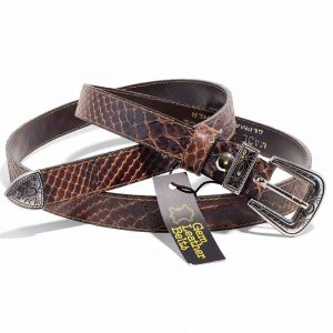 Leather think Belts